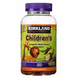 Kirkland Signature Childrens Complete Multivitamin 160 Viên