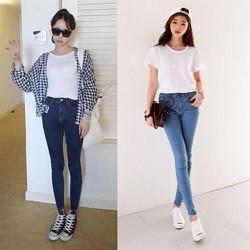 quần jeans nữ đủ size
