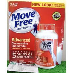 Schiff Move Free 170 viên Advanced glucosamine đặc trị sụn khớp