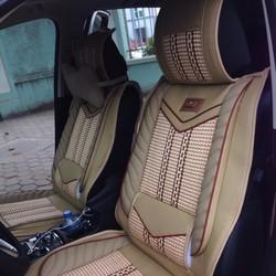 Lót ghế  da ô tô cao cấp 33D