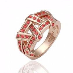 Nhẫn đeo tay nữ thời trang, kiểu dáng trẻ trung nữ tính, mẫu Hàn mới