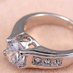 Nhẫn đeo tay nữ thời trang, kiểu dáng mới trẻ trung, mẫu Hàn Quốc
