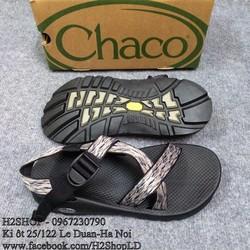 Sandal ChaCo mác cạnh đế lốp