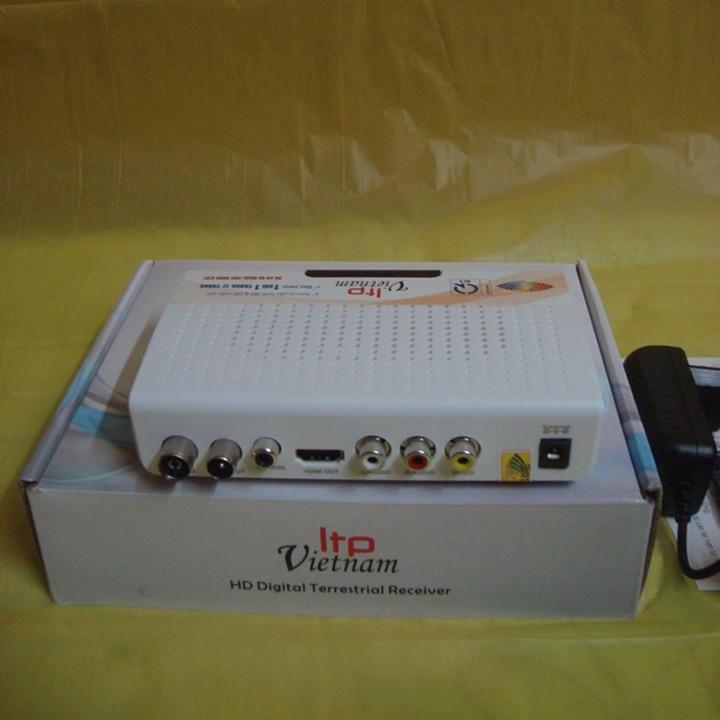 Đầu thu truyền hình DVB T2 LTP 6