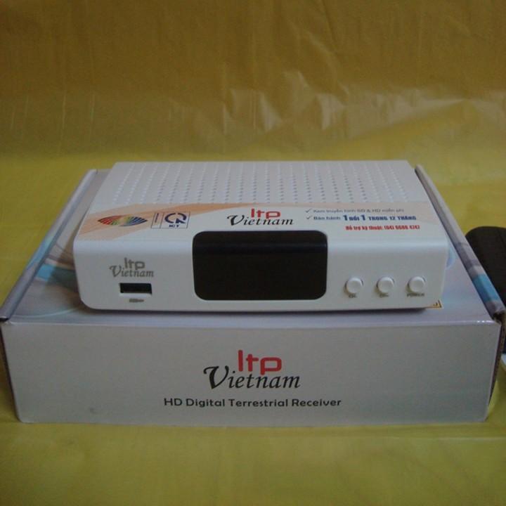 Đầu thu truyền hình DVB T2 LTP 4
