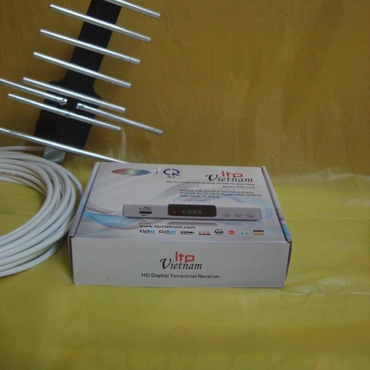 Đầu thu truyền hình DVB T2 LTP 1