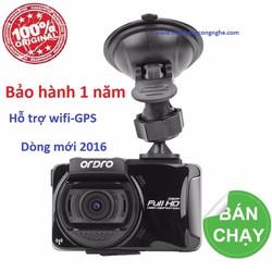 Camera Hành Trình ORDRO X5 WIFI GPS