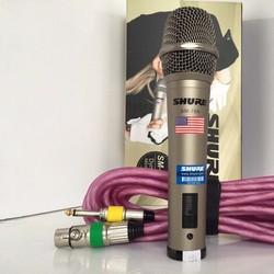 Micro có dây SHU-RE SM-78A