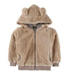 Áo khoác lông cừu bé trai 1-5 tuổi