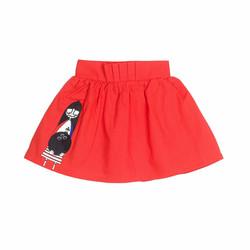 Chân váy bé gái SƠ SINH in hình cô gái