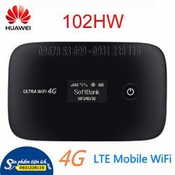 Bộ Phát wifi Bằng Sim 3G SoftBank 102HW