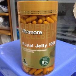 Viên uống sữa ong chúa Vitamore Royal Jelly