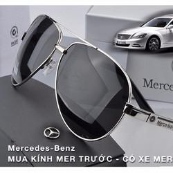 Mắt Kính Nam Mercedes Benz Cao Cấp Full Box