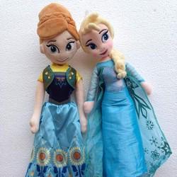 Búp bê Bông  Elsa, Anna