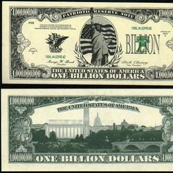 Tiền lì xì tết 1 Tỷ USD Mỹ