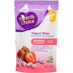 Sữa Chua Khô Parents Choice Vị Dâu