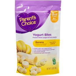 Sữa Chua Khô Parents Choice Vị Chuối