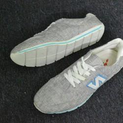 Giày Sneak vải nam giá rẻ