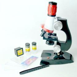 Bộ kính hiển vi trẻ em Microscope 1200x