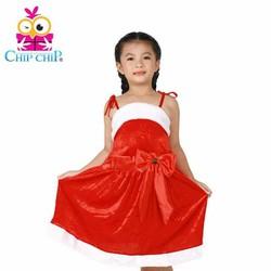 Váy giáng sinh cho bé