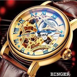 Đồng hồ nam Binger đẳng cấp