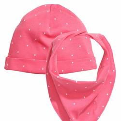 Set mũ và khăn quàng HM Mỹ bé gái