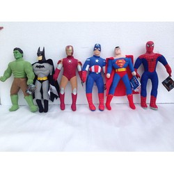 Búp bê bằng bông - Biệt đội siêu anh hùng