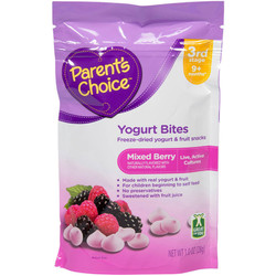 Sữa Chua Khô Parents Choice Vị Mix Berry