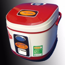 Nồi cơm điện Hajaki - Sonicook 1,8 lít SD118B quai xách