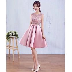 Đầm xoè công chúa