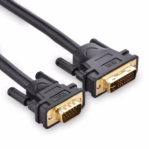 Dây chuyển DVI 24+5 sang VGA 3m UGREEN 11618 - 5288631 , 8784877 , 15_8784877 , 230000 , Day-chuyen-DVI-245-sang-VGA-3m-UGREEN-11618-15_8784877 , sendo.vn , Dây chuyển DVI 24+5 sang VGA 3m UGREEN 11618