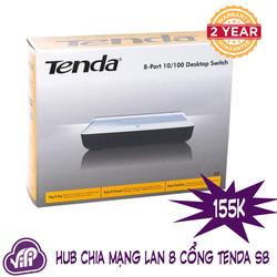 Hub chia mạng Lan 8 cổng Ten-da S8