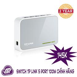 Switch Tp Link 5 port 100M Chính Hãng