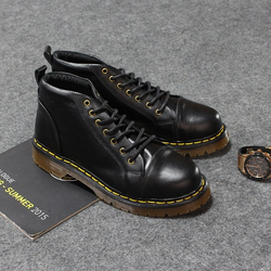 Giày Dr. Martens made in Thái Lan cổ lửng
