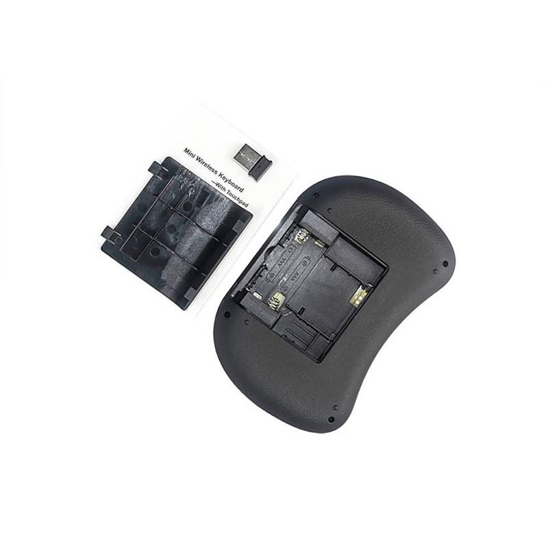 Bàn Phím Wireless Mini Cầm Tay Kiêm Chuột Cảm Ứng MT08 8