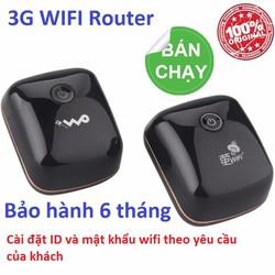 Bộ phát Wifi từ sim 3G dùng nguồn qua cổng USB