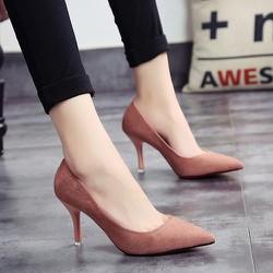 Giày cao gót bít mũi - LN1027