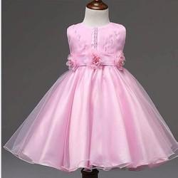 váy hồng công chúa
