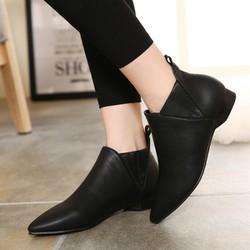 Giày bốt thấp cổ Hàn Quốc mã T46