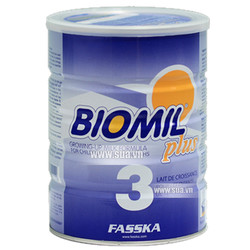 Sữa BioMil Plus 3 400g