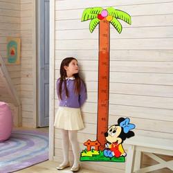 Thước đo chiều cao cho bé hình thú ngộ nghĩnh