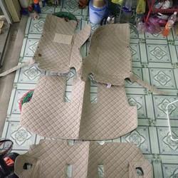 Thảm lót sàn ô tô 5D cho xe Fortuner