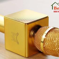 Micro Karaoke X6 Kèm Loa Bluetooth - âm thanh chuẩn