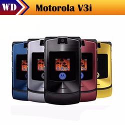 Motorola V3i chính hãng, Hàng Loại 1, phụ kiện đầy đủ