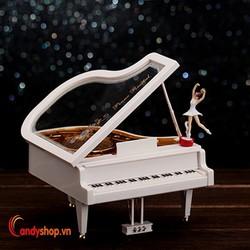 Hộp nhạc piano vũ công - music box candyshop88.vn
