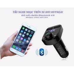 Tẩu nghe nhạc trên ô tô Hyundai - HY82
