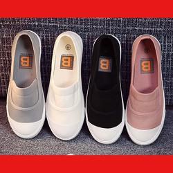 Giày mọi thời trang nữ vải nhập cao cấp - LN1028
