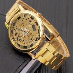 Đồng hồ giả cơ chất liệu xi tốt