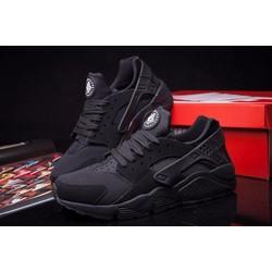 [Greenlife Shop] Giày Thể thao full đen