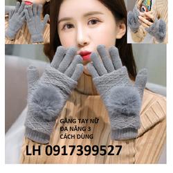 Găng tay len bao tay len Hàn Quốc đa năng mới R160BT13